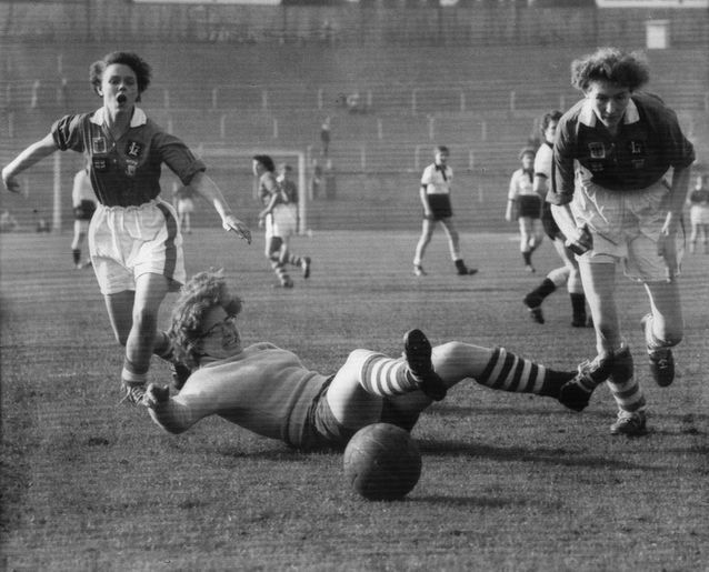 Championnat d'Europe de football féminin