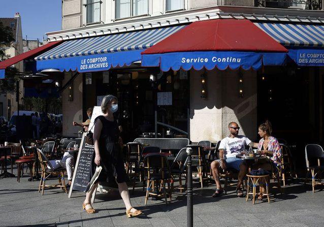 Rues piétonnes, terrasses, parcs, vélos : à quoi ressemble le nouveau Paris déconfiné