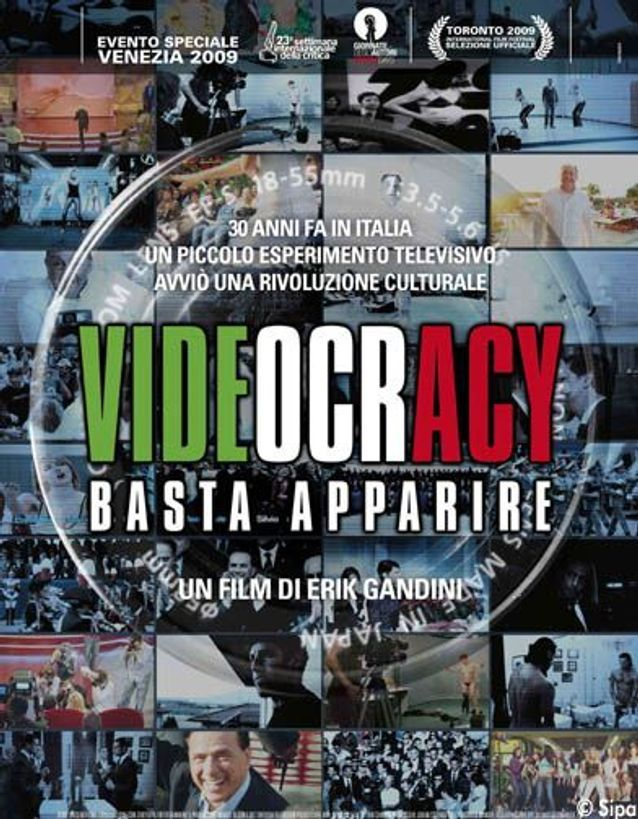 28 août 2009 : « Videocracy » crée la polémique
