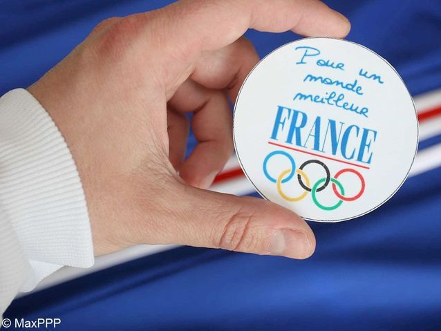 Badge charte olympique