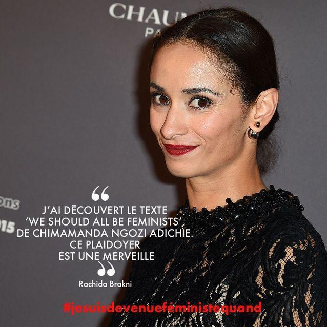 Rachida Brakni, comédienne et réalisatrice