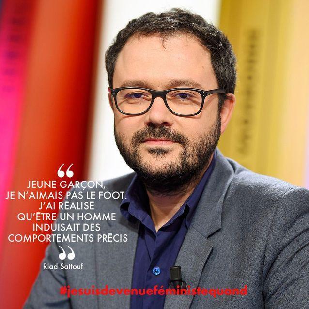 Riad Sattouf, dessinateur et réalisateur