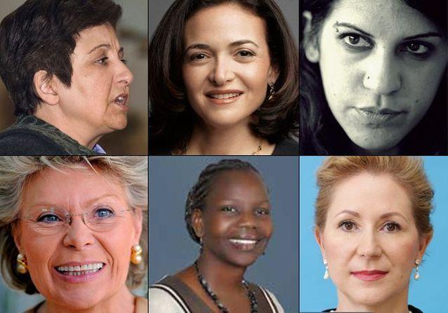 Women's Forum : focus sur 17 femmes influentes