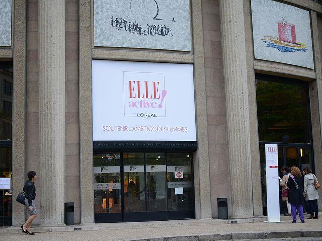 Ouverture de la troisième édition du Forum ELLE active