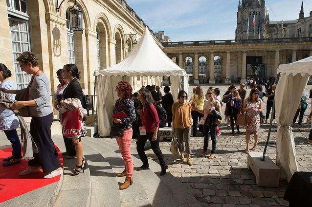 Deuxième édition du Forum ELLE Active à Bordeaux