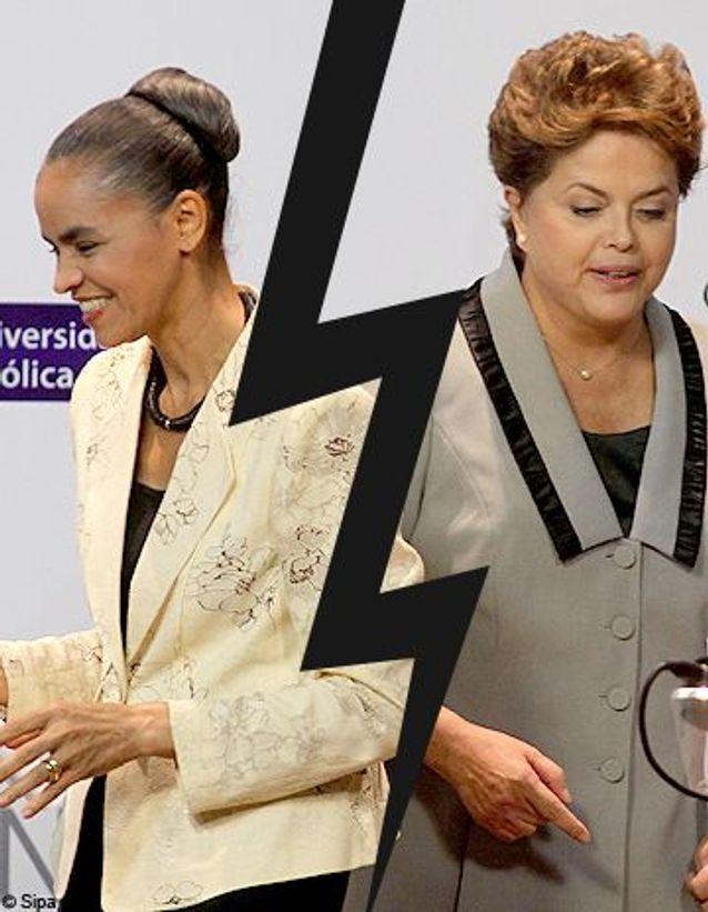 Dilma Rousseff Marina Silva
