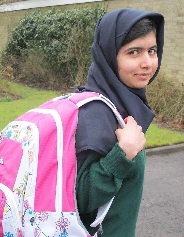 Malala va écrire un livre