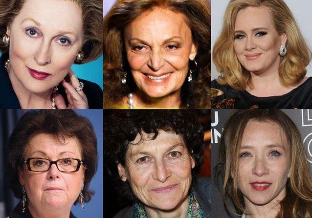 Les femmes de la semaine : Christine Boutin renonce à la présidentielle