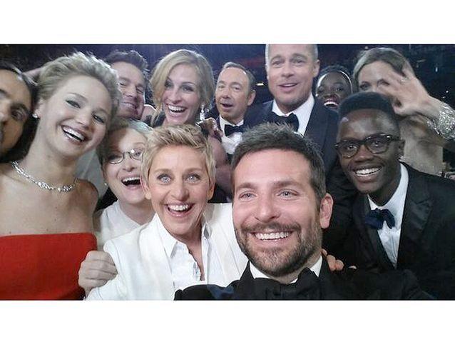 L'oscar du meilleur selfie