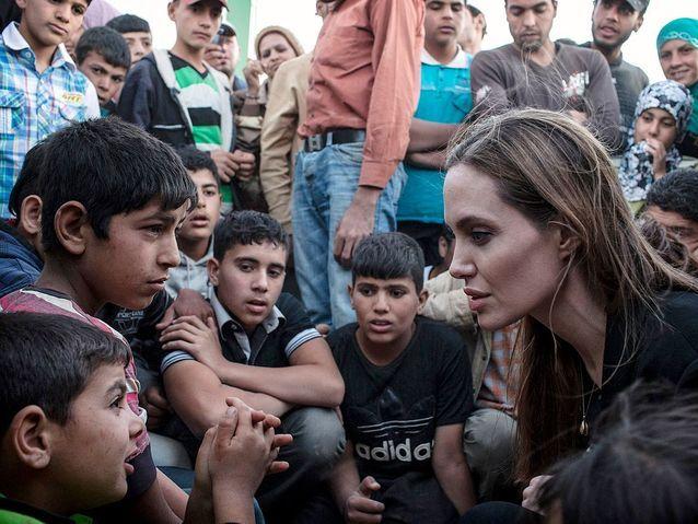 Angelina Jolie, plus engagée que jamais
