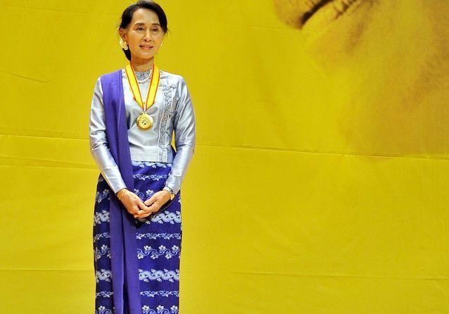 Les femmes de la semaine : le dernier appel à la paix d'Aung San Suu Kyi