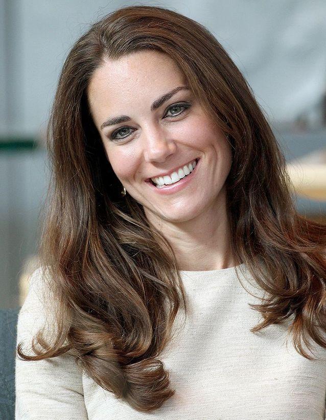 Kate Middleton et George au fast-food