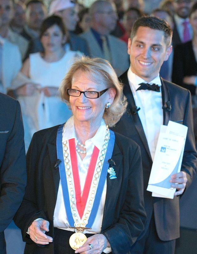 Hélène Mandroux, celle qui a célébré le premier mariage gay