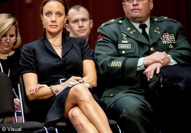 Les femmes de la semaine : Paula Broadwell, la femme qui a fait tomber le chef de la CIA