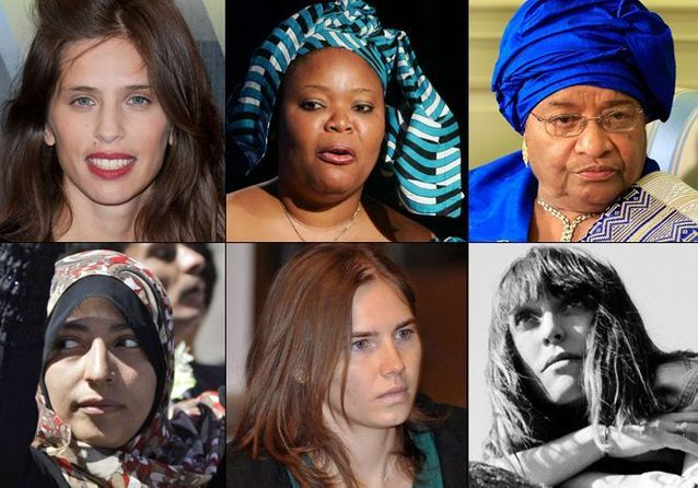 Les femmes de la semaine : trois femmes pour un prix Nobel de la paix
