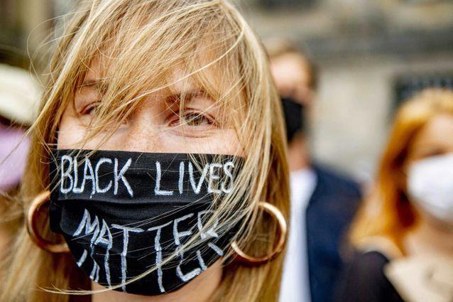 Manifestation à Amsterdam