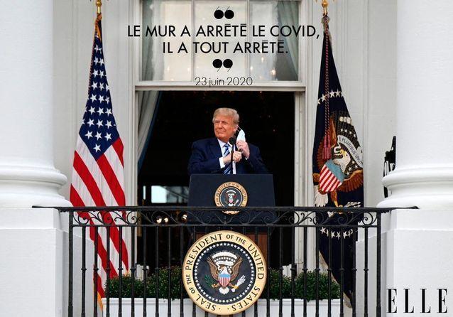 Donald Trump : ses pires déclarations sur le Covid-19