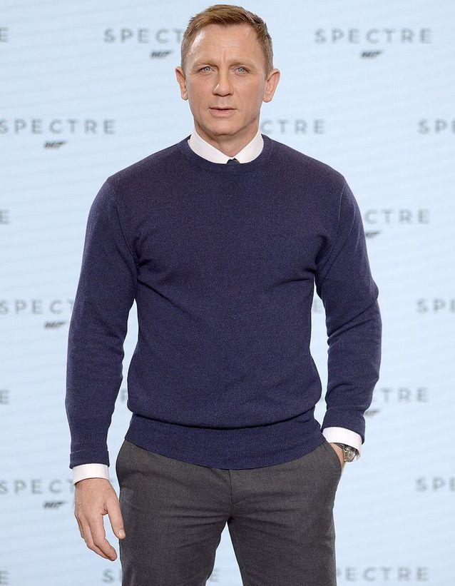 Daniel Craig, en mars 2011