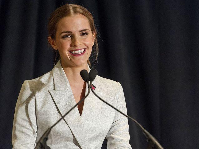Emma Watson, en septembre 2014