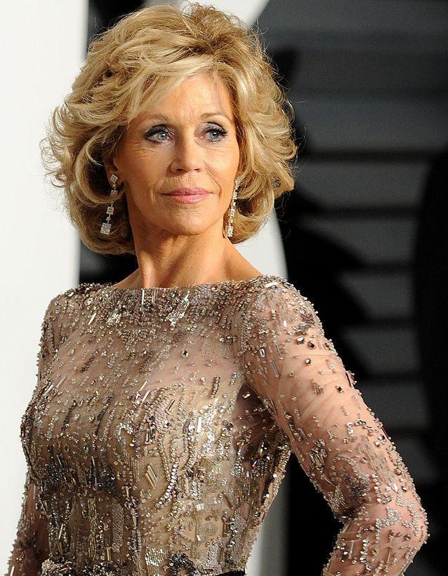 Jane Fonda, en janvier 2015