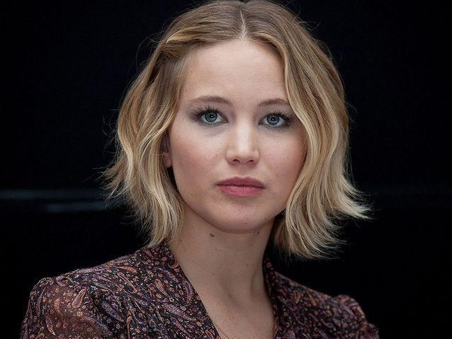 Jennifer Lawrence, en novembre 2012