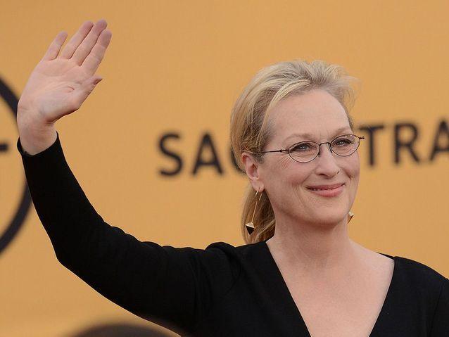 Meryl Streep, en février 2015