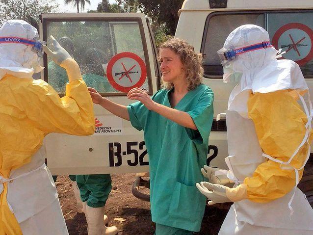Celles qui nous ont bouleversé : les infirmières de MSF