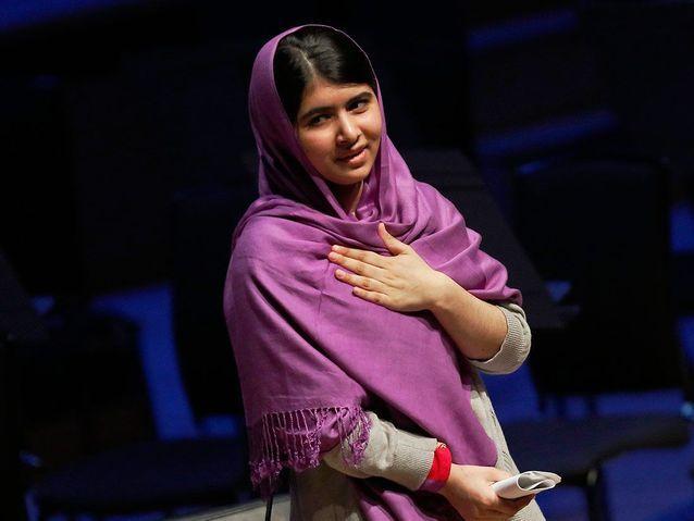 Celles qui nous ont bouleversées : Malala Yousafzai