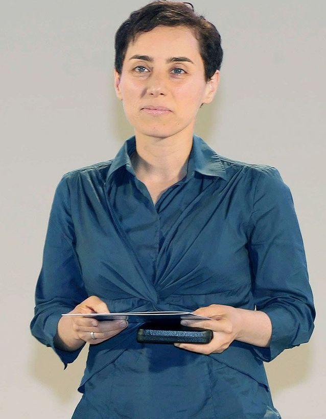 Celles qui nous ont fait réfléchir : Maryam Mirzakhani