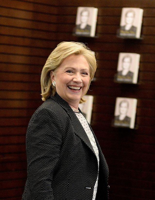 Celles qui nous ont fait vibrer  : Hilary Clinton