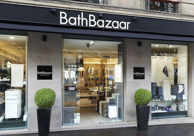 bath bazaar - elle décoration