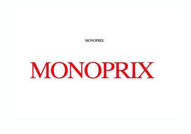 Monoprix elle d coration for Elle deco logo