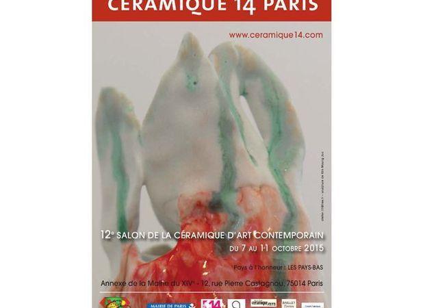 Céramique 14 à Paris