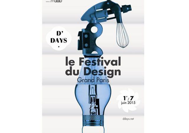 D'Days, le festival du design à Paris