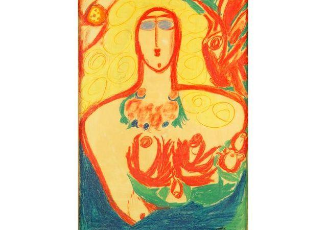 Exposition « Aloïse Corbaz en constellation »