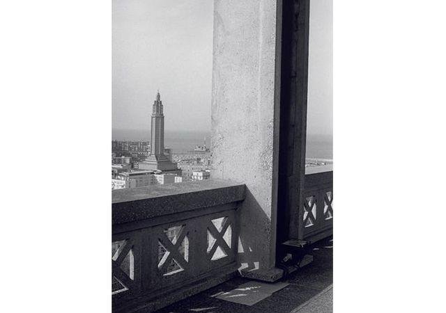 "Exposition Bernard Plossu ""Le Havre en noir et blanc"" au MuMa"