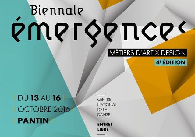 La Biennale Émergences à Pantin