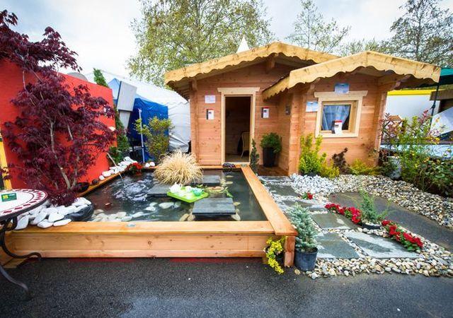Salon Habitat et Jardin de Chambéry