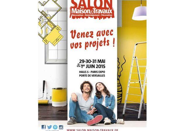 Salon Maison & Travaux - Elle Décoration