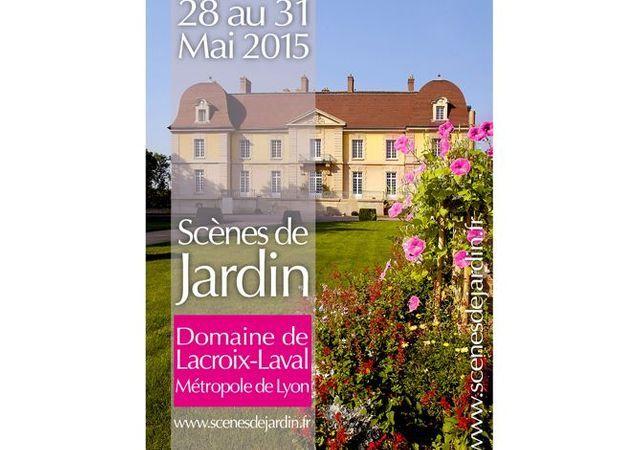 Scènes de Jardin à Lyon