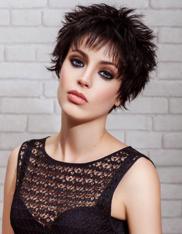 Photo coiffure Christine Margossian collection printemps-été 2015
