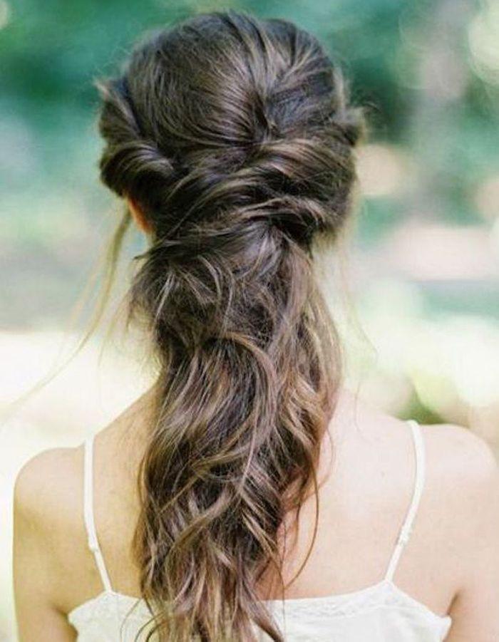 Coiffure romantique cheveux longs 27 coiffures for Application pour voir si une coupe de cheveux nous va