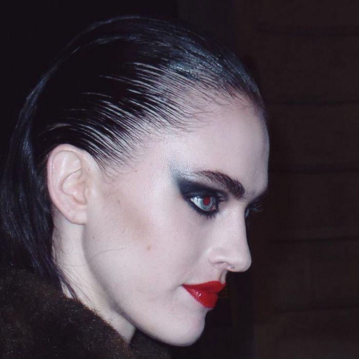 Le maquillage fatal de Saint Laurent Paris