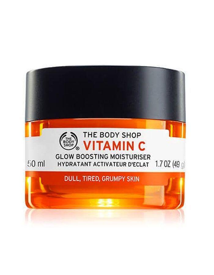 Hydratant activateur d'éclat Vitamine C, The Body Shop