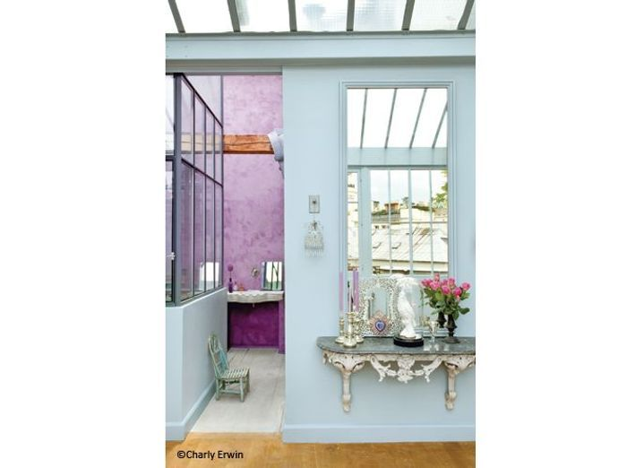 Maison fille salle de bains