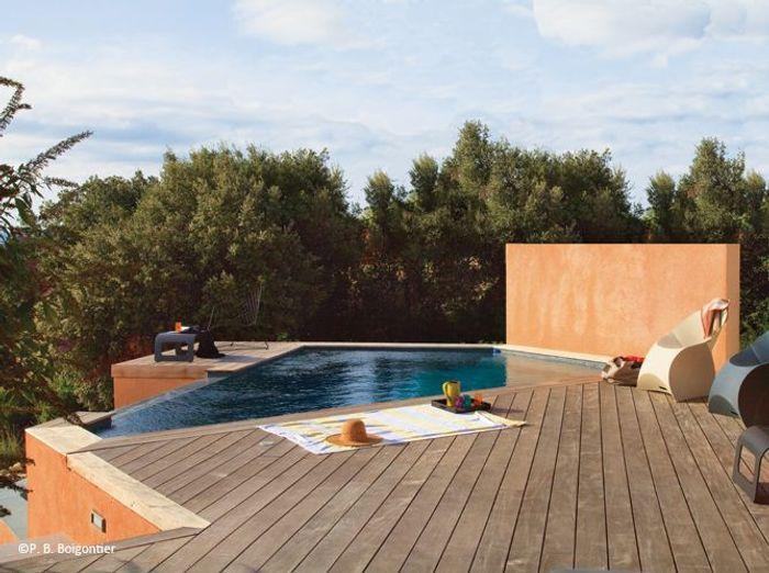 3. Petite piscine à débordement