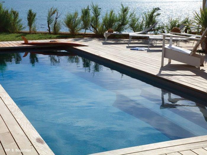 7. Petite piscine panoramique
