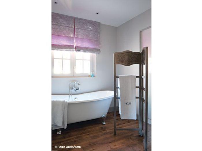 Visite maison cannes salle de bains 2