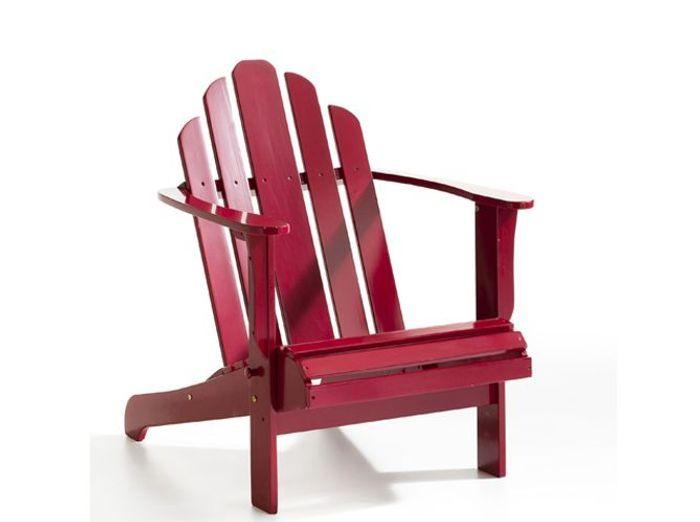 Chaise de jardin la redoute