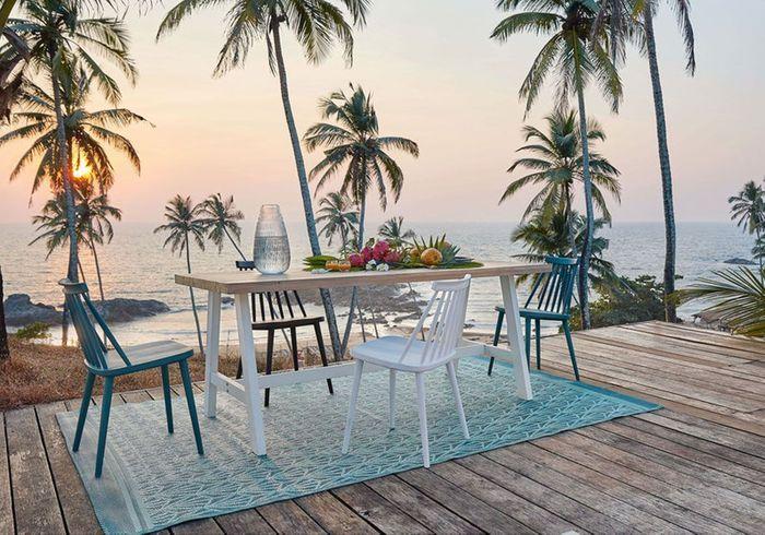 Chaise de jardin Maisons du Monde